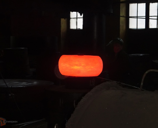 изготовление титановой поковки