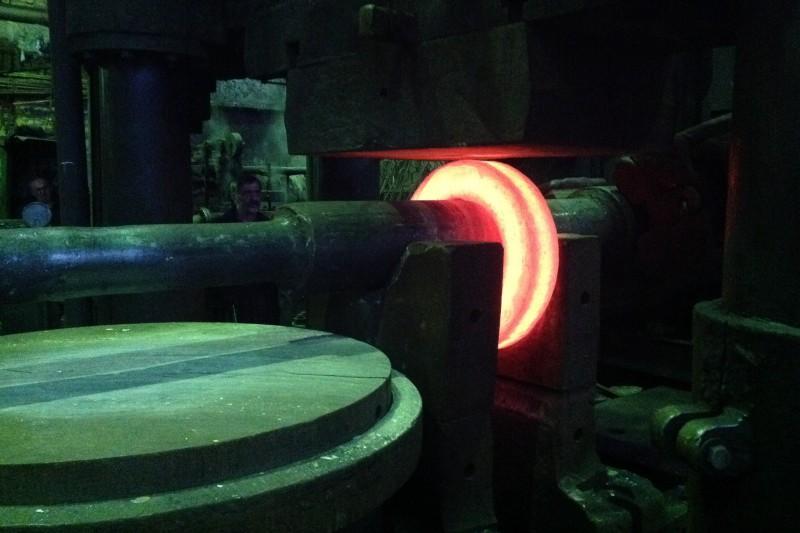 Изготовление титановых кругов
