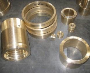 Детали из бронзы